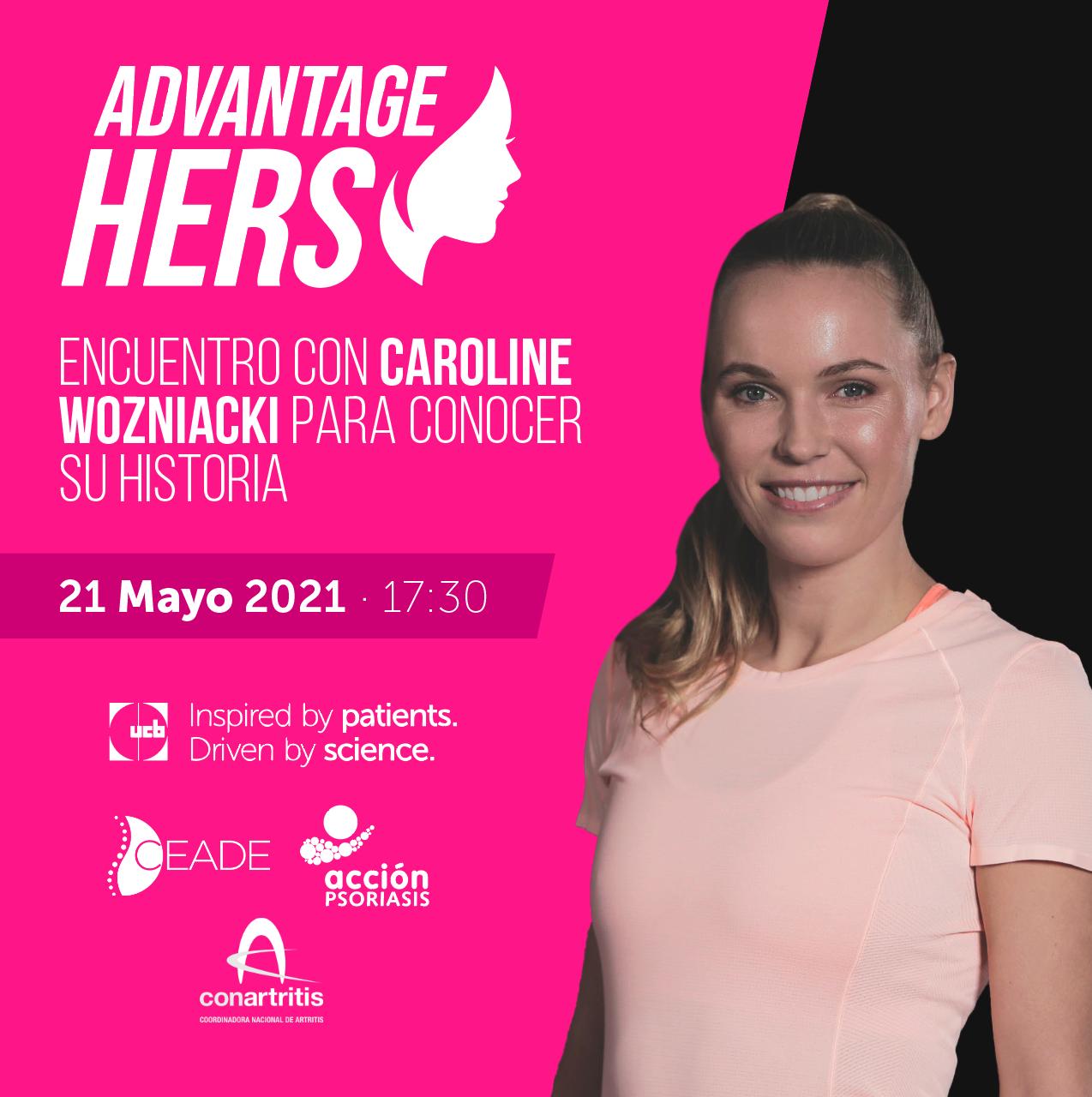 AEEF participa de la campaña Advantage Hers
